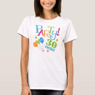 T-shirt 30ème Idées de cadeau d'anniversaire