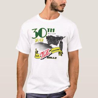 T-shirt 30ème Rassemblement semblable 2012 de Melo Velo