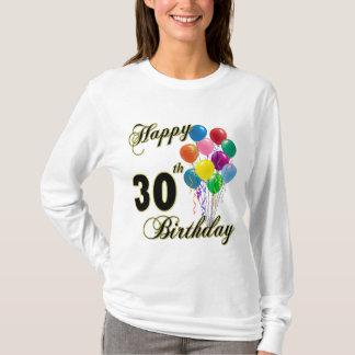 T-shirt 30èmes cadeaux d'anniversaire et habillement