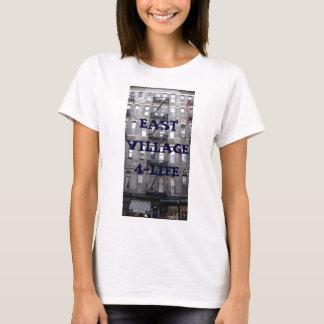 T-shirt 314 9èmes St2 est, EAST VILLAGE 4-LIFE