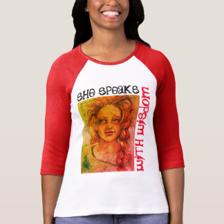 T-shirt 31:26 de proverbes