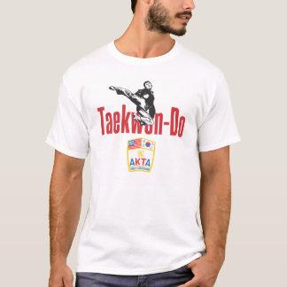 T-shirt 326-1 chemise d'AKTA le Taekwondo