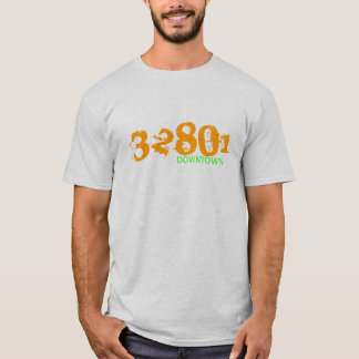 T-SHIRT 32801, DU CENTRE