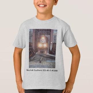 T-shirt #3288 du sud de la Norfolk