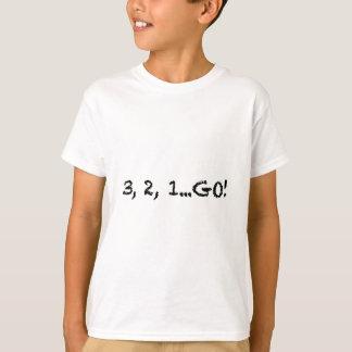 T-SHIRT 3,2,1