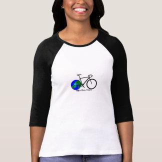 T-shirt 3/4 douille des femmes