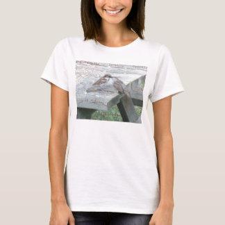 T-shirt (#3) - dames - note : Regard fané