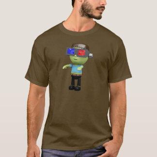 T-shirt 3d-franky-3dglasses