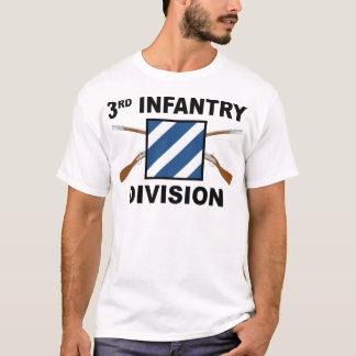 T-shirt 3ème Division d'infanterie - fusils croisés