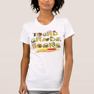T-shirt 3ème Roches de catégorie
