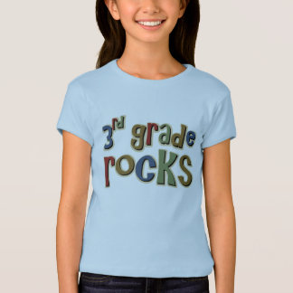 T-shirt 3ème Roches troisième de catégorie