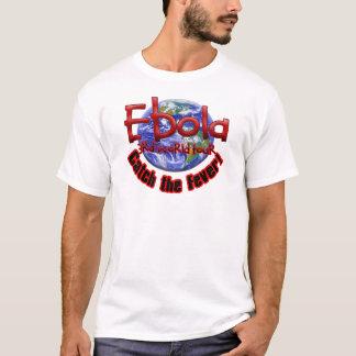 T-shirt 3ème tour du monde d'Ebola