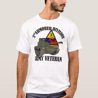 T-shirt 3ème Vétérinaire d'ANNONCE - réservoir de M-48