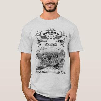 T-shirt 3ème Visite annuelle le Montour