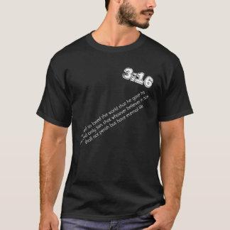 T-shirt 3h16 de John