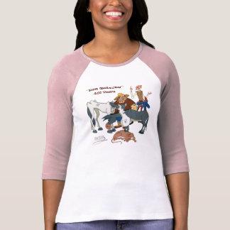 T-shirt 400 ans de @QUIXOTEdotTV de Don don Quichotte