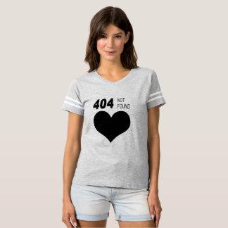 T-shirt 404 non trouvé (femmes)