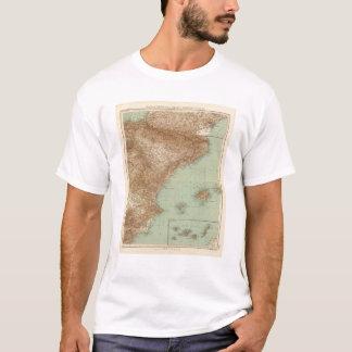 T-shirt 4142 Espagne, Portugal, oriental
