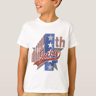 T-shirt 4 juillet