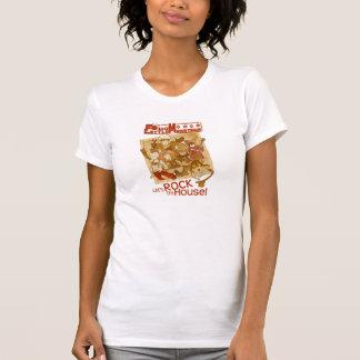T-shirt 4 petits monstres - basculons la Chambre