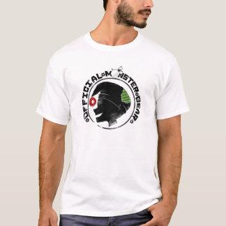 T-shirt 4 petits monstres - logo 2 de vacances de Nigel