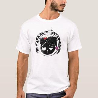 T-shirt 4 petits monstres - logo de vacances de Michael