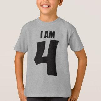 T-shirt 4ème Anniversaire !