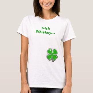T-shirt 4lc, whiskey irlandais…