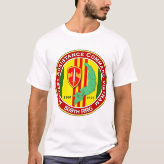 T-shirt 509th RRG 3 - Asa Vietnam