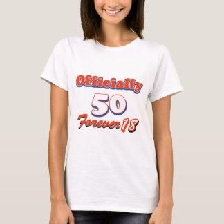 T-shirt 50 années et encore agile