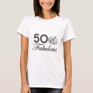 T-shirt 50 et cadeau fabuleux