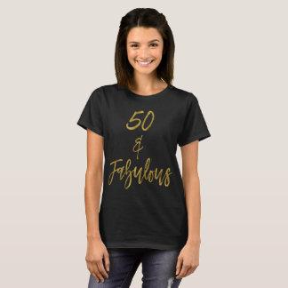 T-shirt 50 et | fabuleux cinquante et fabuleux