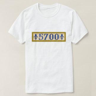 T-shirt 5700 anciennes élèves de Kennedy
