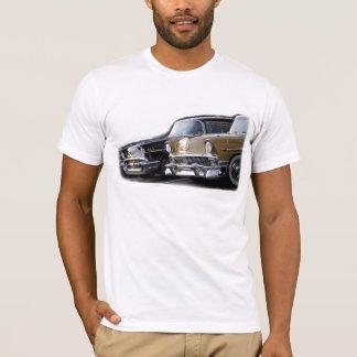 T-shirt 57 et 56 Chevy prêt pour l'action