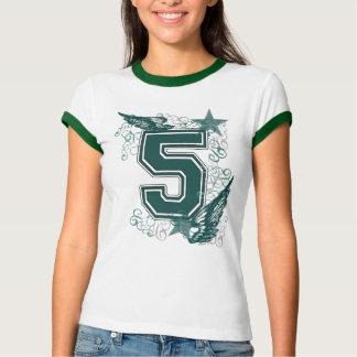 T-shirt 5 graphique Phil Frnt