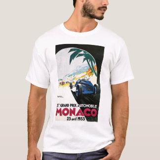 T-shirt 5ème Courrier vintage de la publicité de Grand