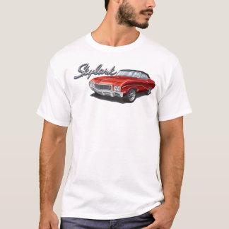 T-shirt 68 Buick Skylark en rouge