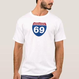T-shirt 69 d'un état à un autre