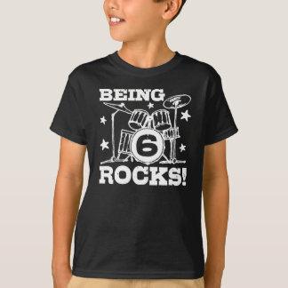 T-shirt 6 ans