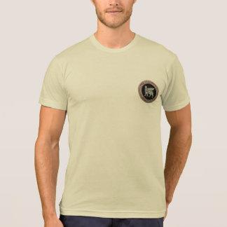 T-shirt [700] Taureau à ailes par Babylonien [argent] [3D]