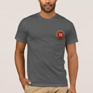 T-shirt [700] Taureau à ailes par Babylonien Lamassu [3D]