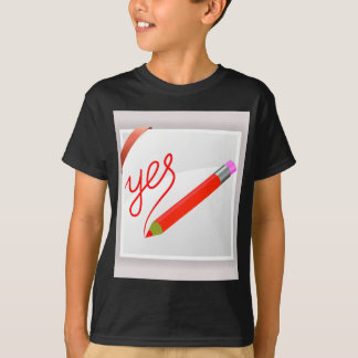 T-shirt 72Red Pencil_rasterized