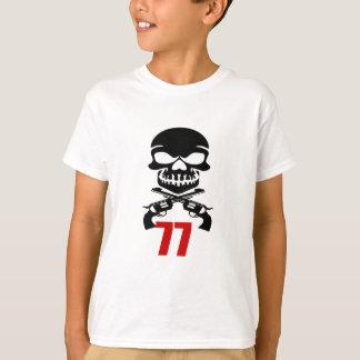 T-shirt 77 conceptions d'anniversaire