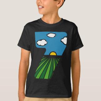 T-shirt 7 naturels (chips)