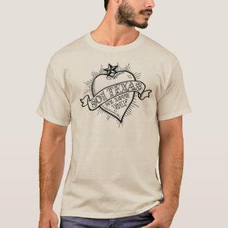 T-shirt 801 le Texas, nous vous aimons !