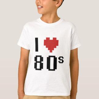 T-shirt 80s
