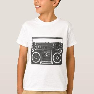 T-shirt 80s Boombox