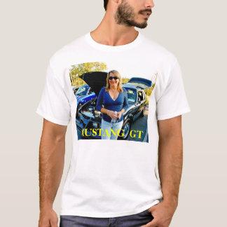 T-shirt 85 mustang GT