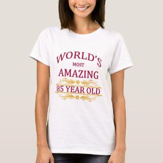 T-shirt 85th. Anniversaire