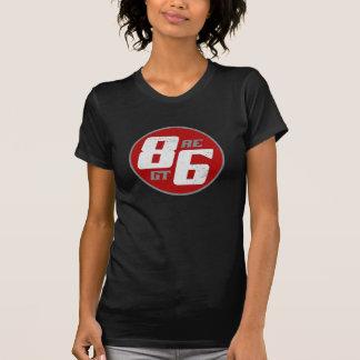 T-shirt 86 EA ou GT ?